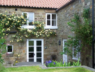 Appledore Cottage - 'The Courtyard'