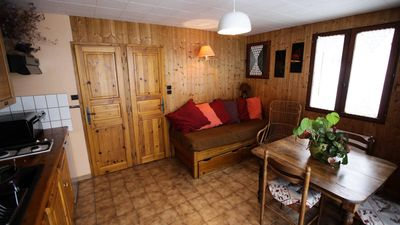 Photo for Apartment in Arvieux near the slopes - 2 Rooms 3 people