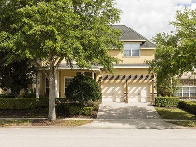 Photo for Real Reunion Home: Screened-In Pool, Free Water Park, Pool Table, Near Disney
