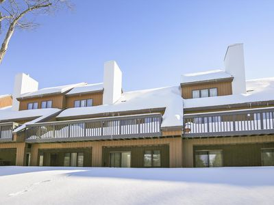 Photo for 3BR Condo Vacation Rental in Stowe, Vermont