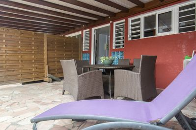 Groovy Nice Apt With Terrace And Wifi Fort De France Download Free Architecture Designs Scobabritishbridgeorg