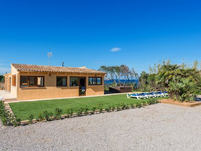 Photo for 1BR Apartment Vacation Rental in Colònia Sant Pere