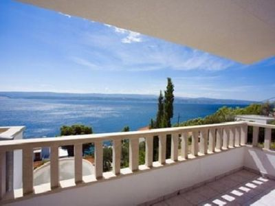 Photo for Only 50 m from the beach - Large balcony - Pets welcome - Quiet