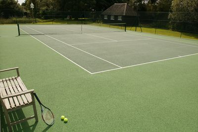 Tennis Court (own, private)