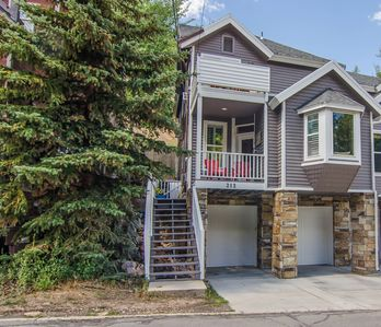 Photo for Newly Renovated Old Town Park City Townhome 2 Blocks from Main Street!