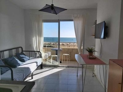 Photo for Miami 402-Studio located on the seafront with beautiful views