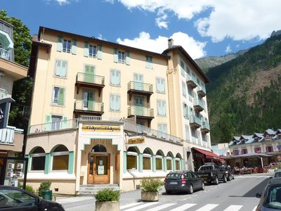 Photo for Beautiful Apartment in Chamonix Mont Blanc