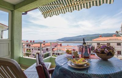 Photo for Holiday apartment Rabac for 4 - 6 persons with 2 bedrooms - Holiday apartment