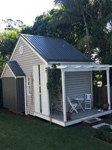 Photo for Mini Manor Bangalow - a sophisticated cottage