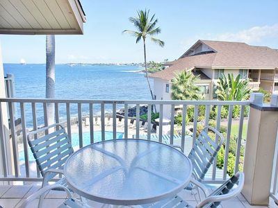 Photo for Beautiful Ocean View | Third Floor | WIFI Included | Starts at $140/nt