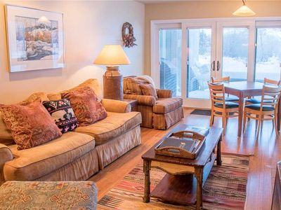 Photo for Riverside Condo in West Ketchum w/Shared Pool/Hot Tub.  Perfect for Your Family!