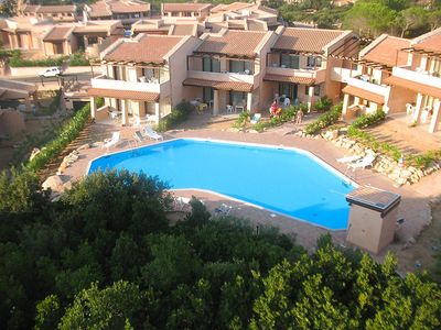 Photo for Apartment 232 m from the center of Costa Paradiso with Internet, Pool, Air conditioning, Parking (120193)