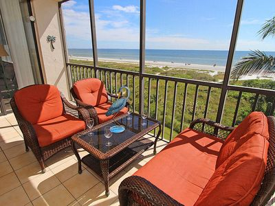 Photo for Beautifully Decorated, Recently Updated, Beach Front Condo - Loggerhead Cay 113