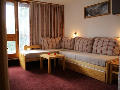 Photo for 4 star apartment ♥ Ski-in ski-out ♥ Very comfortable - Station Arcs 1800