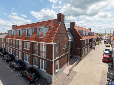 Photo for Luxurious studio for 2 people, a 1-minute walk from the beach of Zoutelande