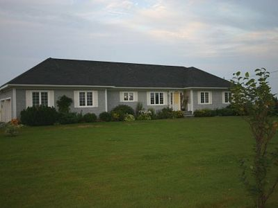 Photo for Seascape - Family Friendly Home on the Northumberland Strait