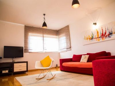 Photo for Holiday apartment Turanj for 4 - 6 persons with 3 bedrooms - Holiday apartment