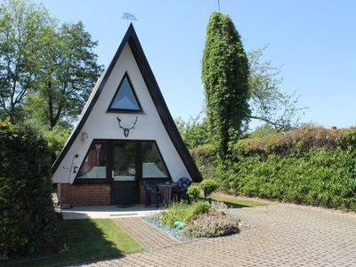 Photo for Picturesque Holiday Home in Neubukow with Patio