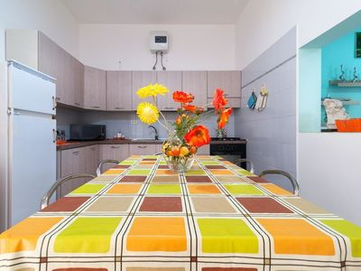 Photo for Vacation home The green sea big house in Torre San Giovanni - 5 persons, 3 bedrooms