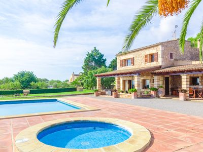 Photo for 4 bedroom accommodation in Son Carrió