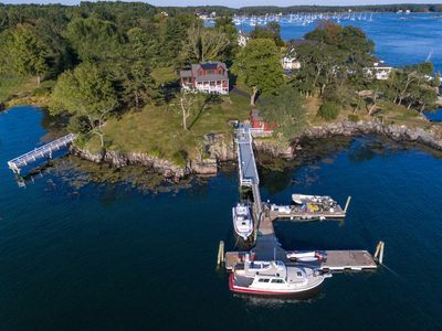 6BR House Vacation Rental in Kittery Point, Maine #64377