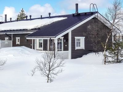 Photo for Vacation home Urupään maja a in Inari - 6 persons, 3 bedrooms