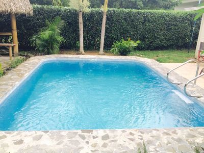 Photo for Casa oasis beautiful private house with pool in Jacó town . Playa hermosa