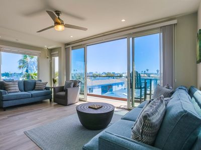 Photo for ☀️LUXURY HOME ☀️ Ocean and Bay Views • A/C • 2-Car Parking