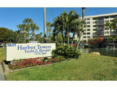 Welcome to beautiful Harbor Towers
