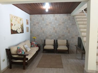 Photo for Yellow House   House with 5 bedrooms (2 suites)
