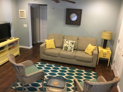 Photo for Firefly Cottage: WALK TO THE STRIP, 3 BED 1 1/2 BATH  sleeps up to 9