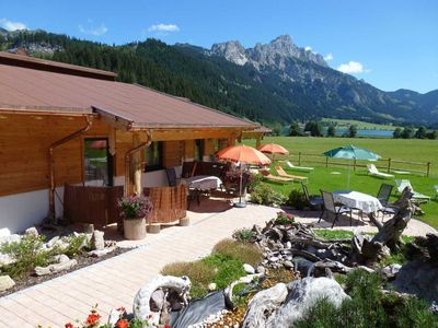 Photo for Chalet Holiday House 12 - Almdorf Tirol