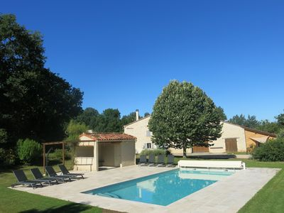 Photo for Domaine de Cimélia, La Bergerie for 4 people, with swimming pool, near Albi