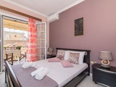 Photo for Athina's 3 bedroom maisonette, in Zante Town