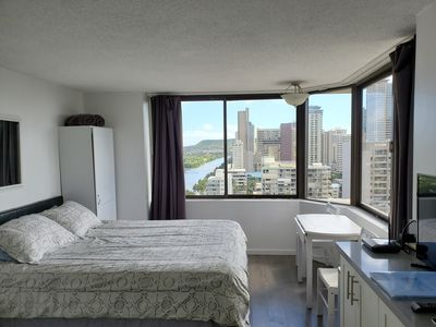 Photo for Newly renovated unit with a beautiful Panoramic Ocean View