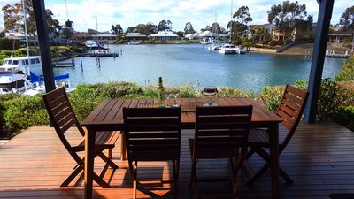 Photo for The Den - Absolute Waterfront Retreat