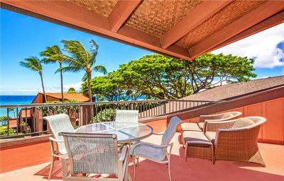 Photo for KUL205 - West Maui Epic Ocean View, Elegantly Remodeled, Spacious Loft Condo—2BR/2BA