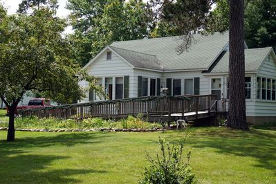 This is your vacation home.  We call it Sweet Emma's.