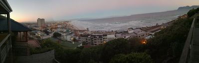 Photo for Mountainside Muizenberg 2 floor apartment also has magical sea views