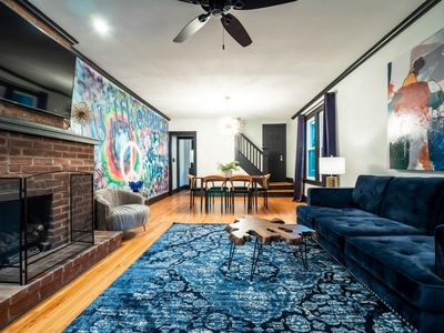 Photo for Beautiful Mid-Century Home in German Village