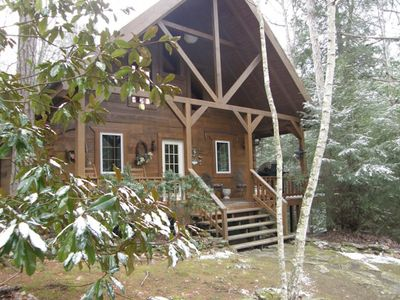 Photo for 1BR Cabin Vacation Rental in Oneida, Tennessee