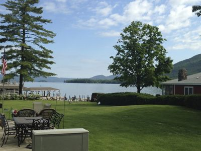 Photo for Lake George Sandy Bay Waterfront Cottage Awesome for Families