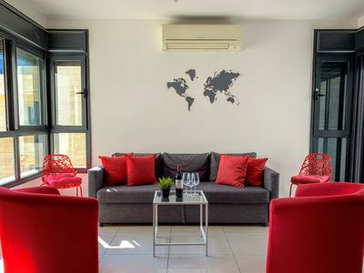 Photo for **Luxury&Central apartment with perfect view balcony**