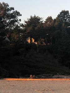 Only home on Beach Side in Mendocino