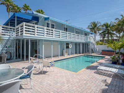Photo for 3 bedroom home STEPS from Fort Myers Beach.