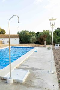 Photo for Homerez last minute deal - Beautiful chalet with shared pool