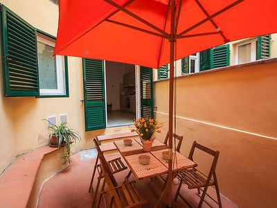 Photo for Fortezza da Basso Apartment, Sleeps 4 with Air Con and Free WiFi