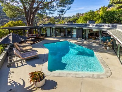 Photo for Hollywood Hills Retreat Curated by Hostmates