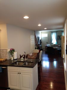 Photo for Beautiful 3br 1.5ba Rowhouse Only 3 Blocks from Art Museum