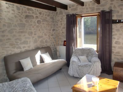Photo for Lower Forge Cottage La Chapelle Montbrandeix